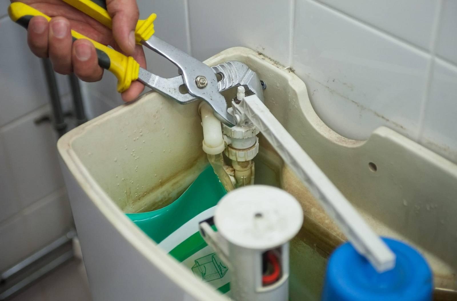 Service Toilet Repairs
